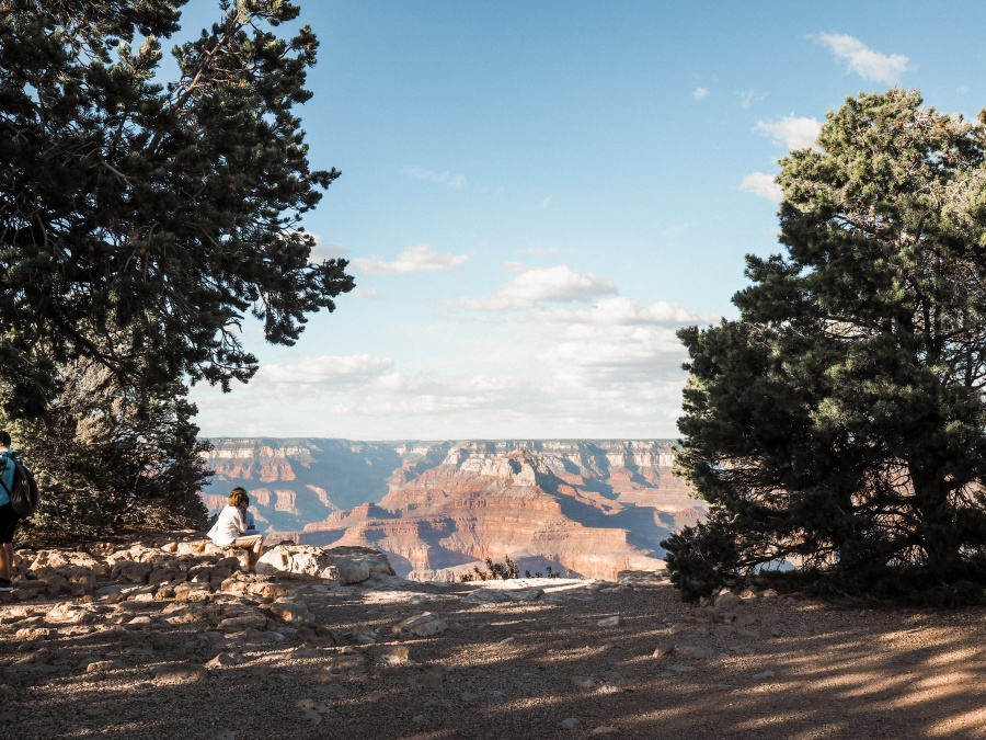 Grand Canyon National Park american road trip